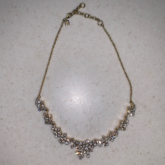 Banana Republic Jewelry - Sparkly Banana Republic statement necklace